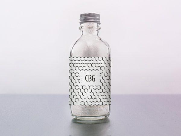 A fermentation-derived, natural molecule that is bioidentical to cannabigerol, the next hero cannabinoid.