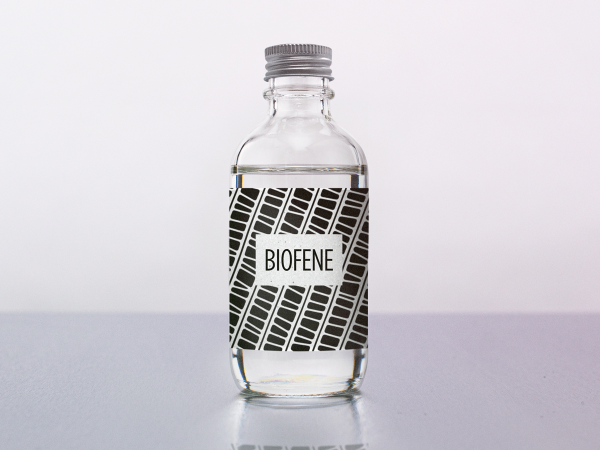 Biofene®, trans-β-Farnesene, is a scaffold for specialty chemical applications.