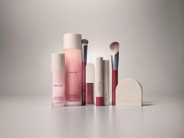 Rosie Huntington-Whiteley debuts Rose Inc beauty brand
