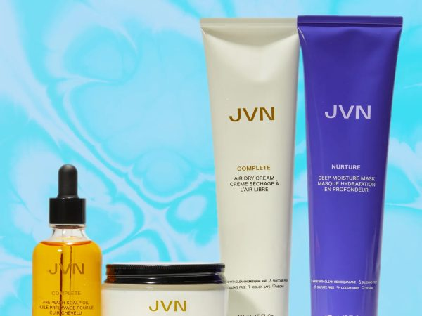 Jonathan Van Ness Is Launching JVN Hair-Care Products, and We Tried Them First